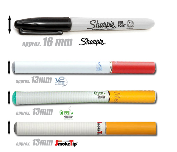smokeless cigarette_compare