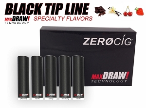Black Tip Line- Specialty Flavors - MaxDRAW
