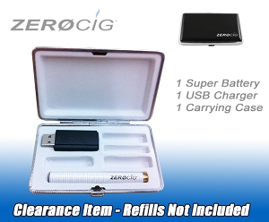 Clearance Kit! 1 Case | 1 Super Battery | 1 USB Charger