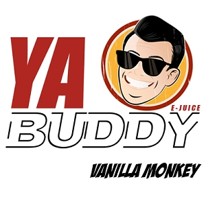 Ya Buddy E JUICE - Vanilla Monkey 15ML