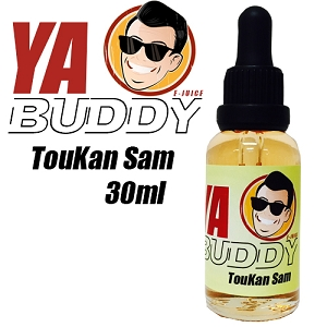 Ya Buddy E JUICE - TouKan Sam 30ml