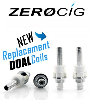 Dual Coil TD 3 Tank - Replacement Coils